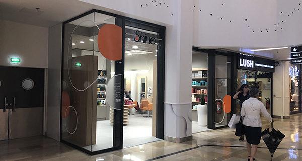 Salon de coiffure Shine - Tangramcom